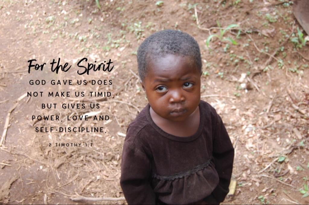 2 Timothy 1 verse 7